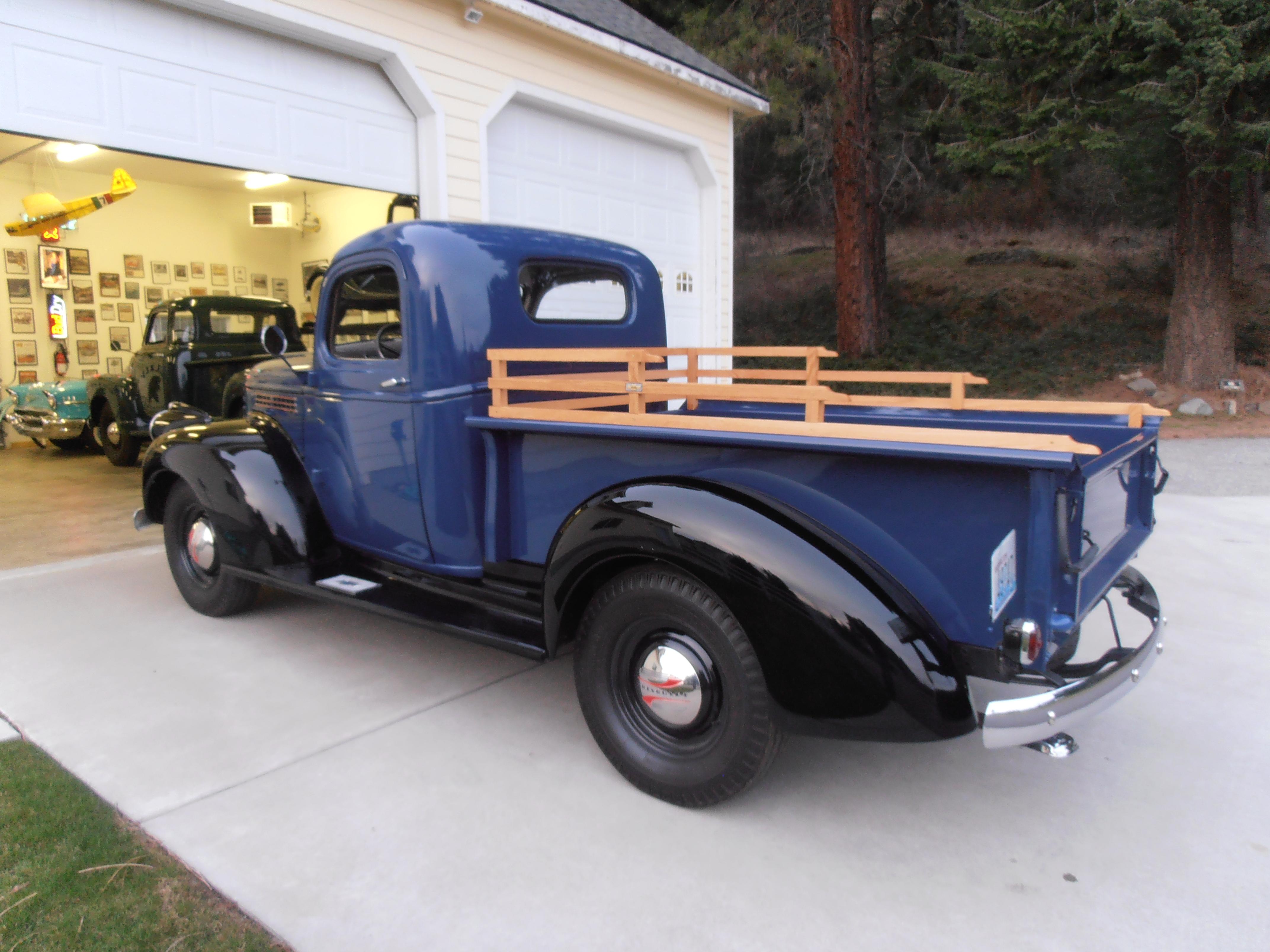 classic truck repair idaho falls
