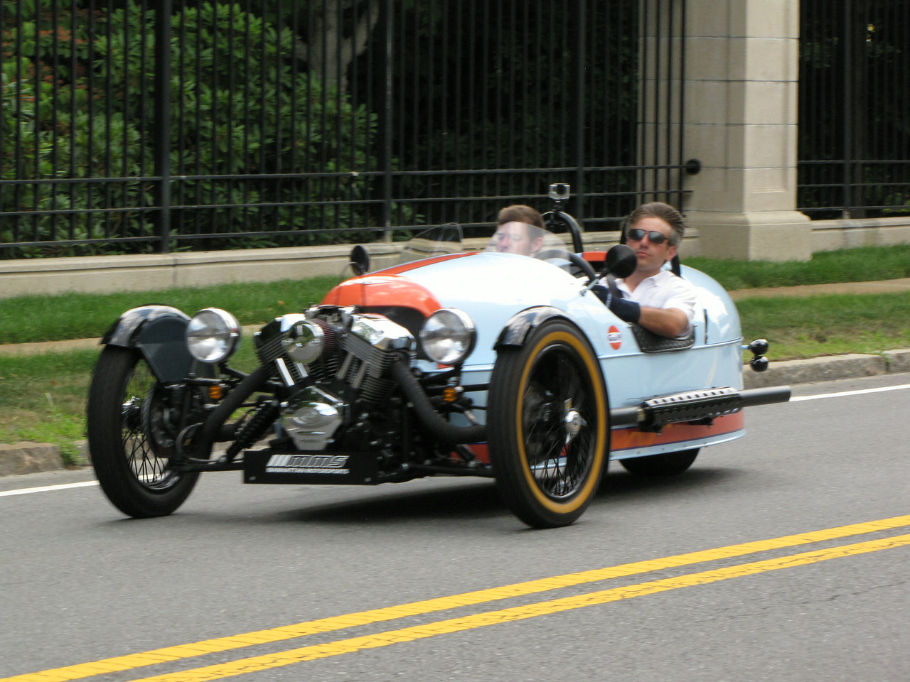 Morgan Three-Wheeler
