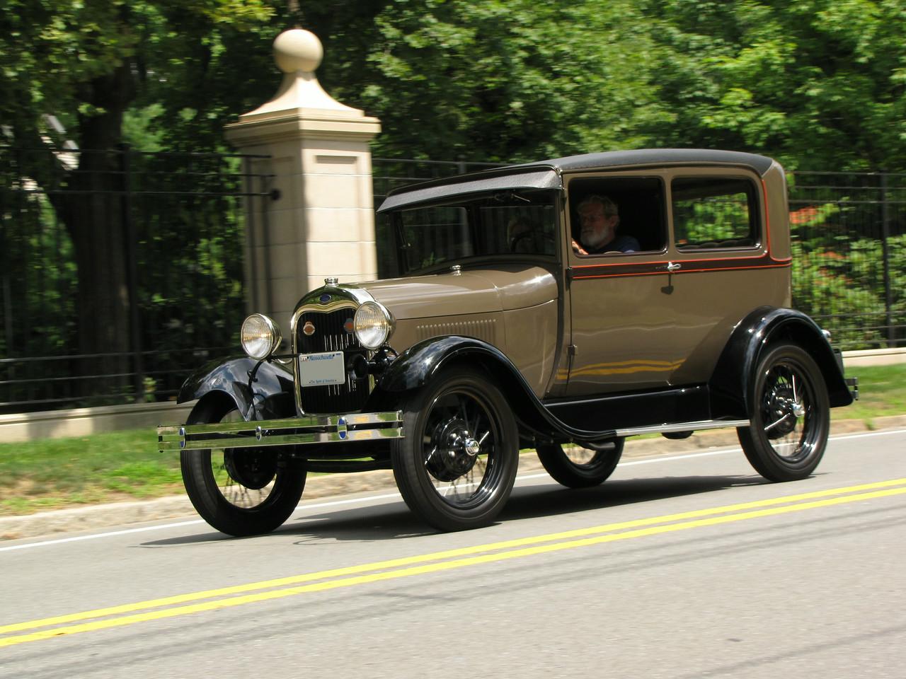 Ford Model 55-A Tudor Sedan