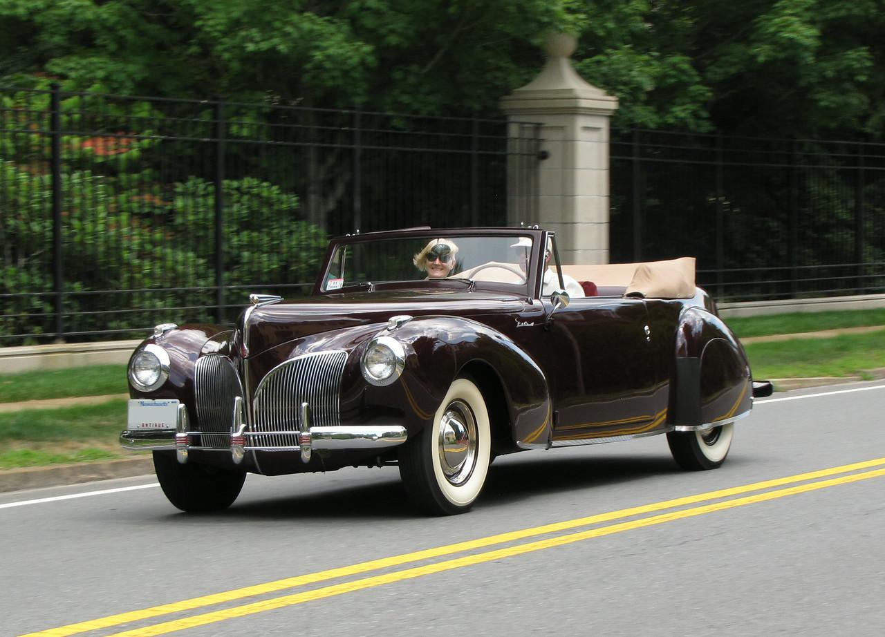 Lincoln Continental Mk I