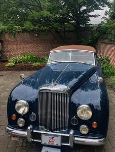 Bentley Mk VI Graber Drophead Coupe