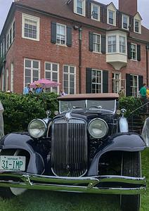Chrysler Imperial Dual Cowl Phaeton