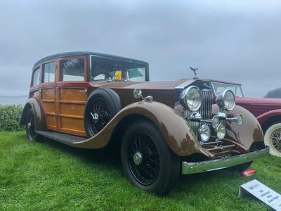 Rolls-Royce 20/25 Estate Wagon