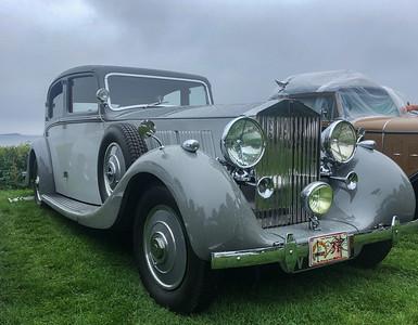 Rolls-Royce Phantom III Barker Sports Saloon