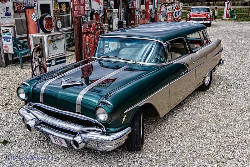 56' Pontiac Safari