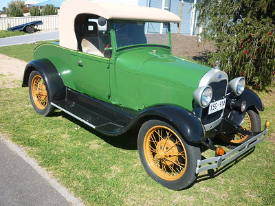 Model A Ford Cars