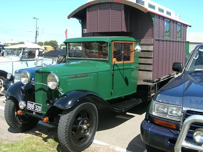 Model A Ford National Rally SA 2006