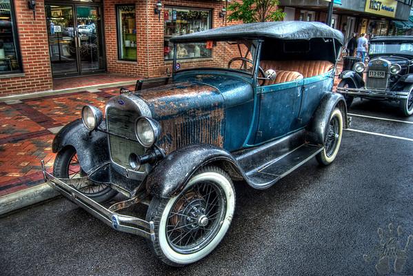 Model T's