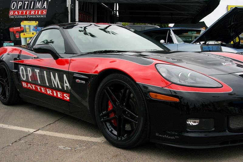 Optima Batteries Corvette