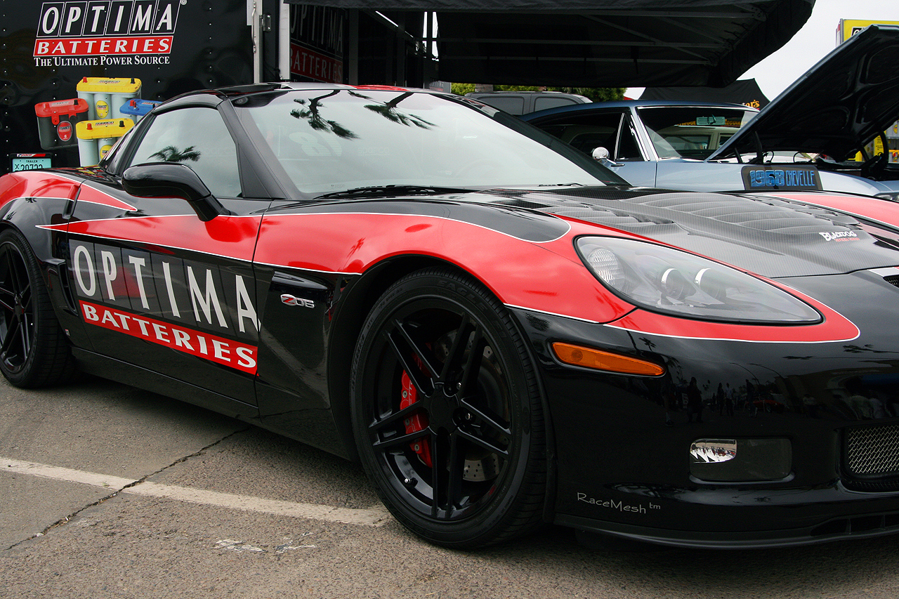 Optima Batteries Corvette