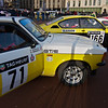 A pair of Opel Kadett GT/Es