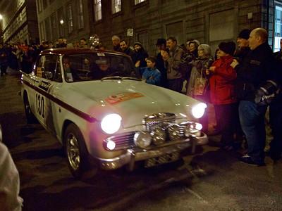 2011 Monte Carlo Historique in Glasgow