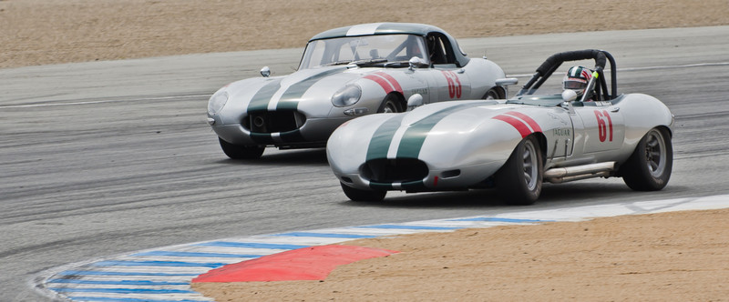 E-types in Andretti hairpin