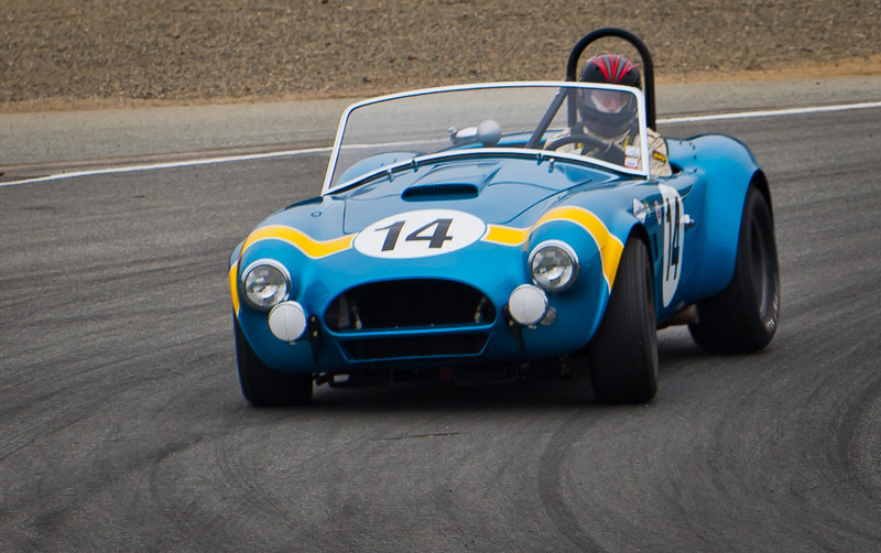 1961 Shelby American FIA Cobra