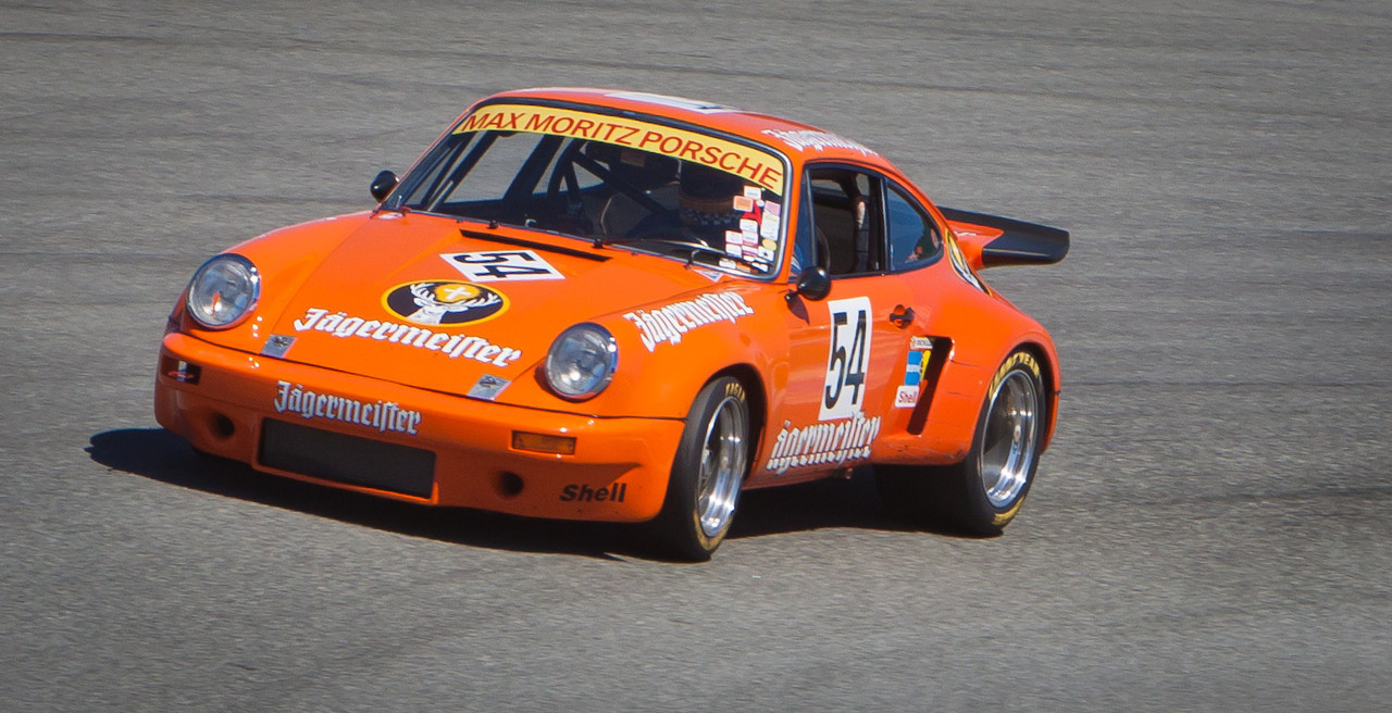 Jagermeister 1975 Porsche 911 3.0 RSR