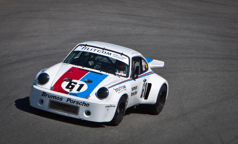 1975 Porsche RSR 3.0, ex-Peter Gregg/Brumos Racing