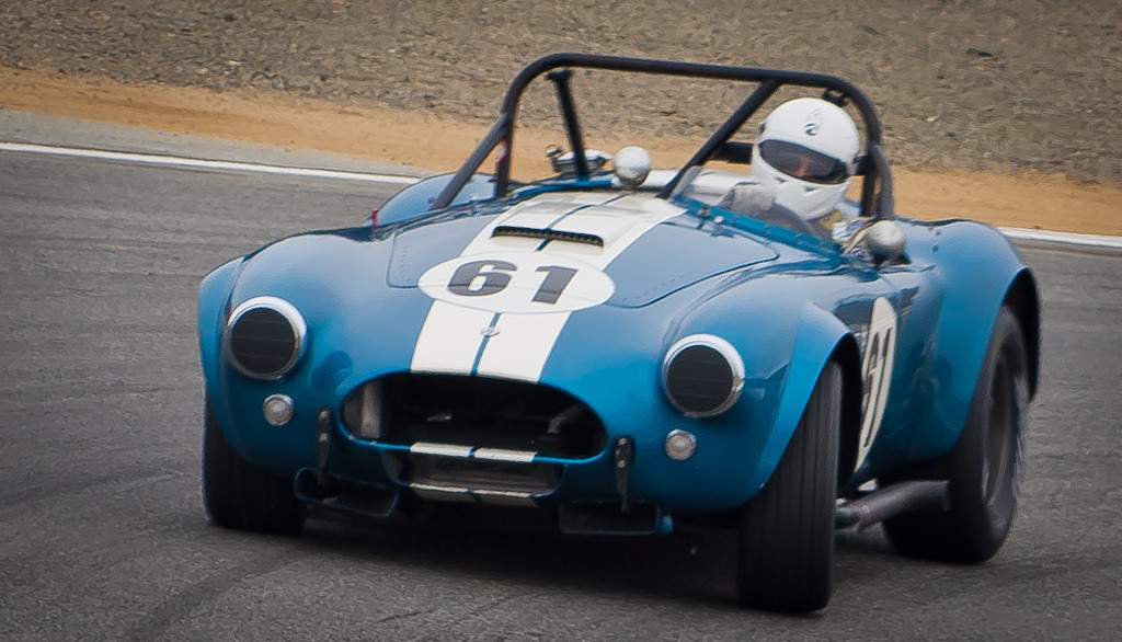 1964 Shelby Cobra Independent Competition