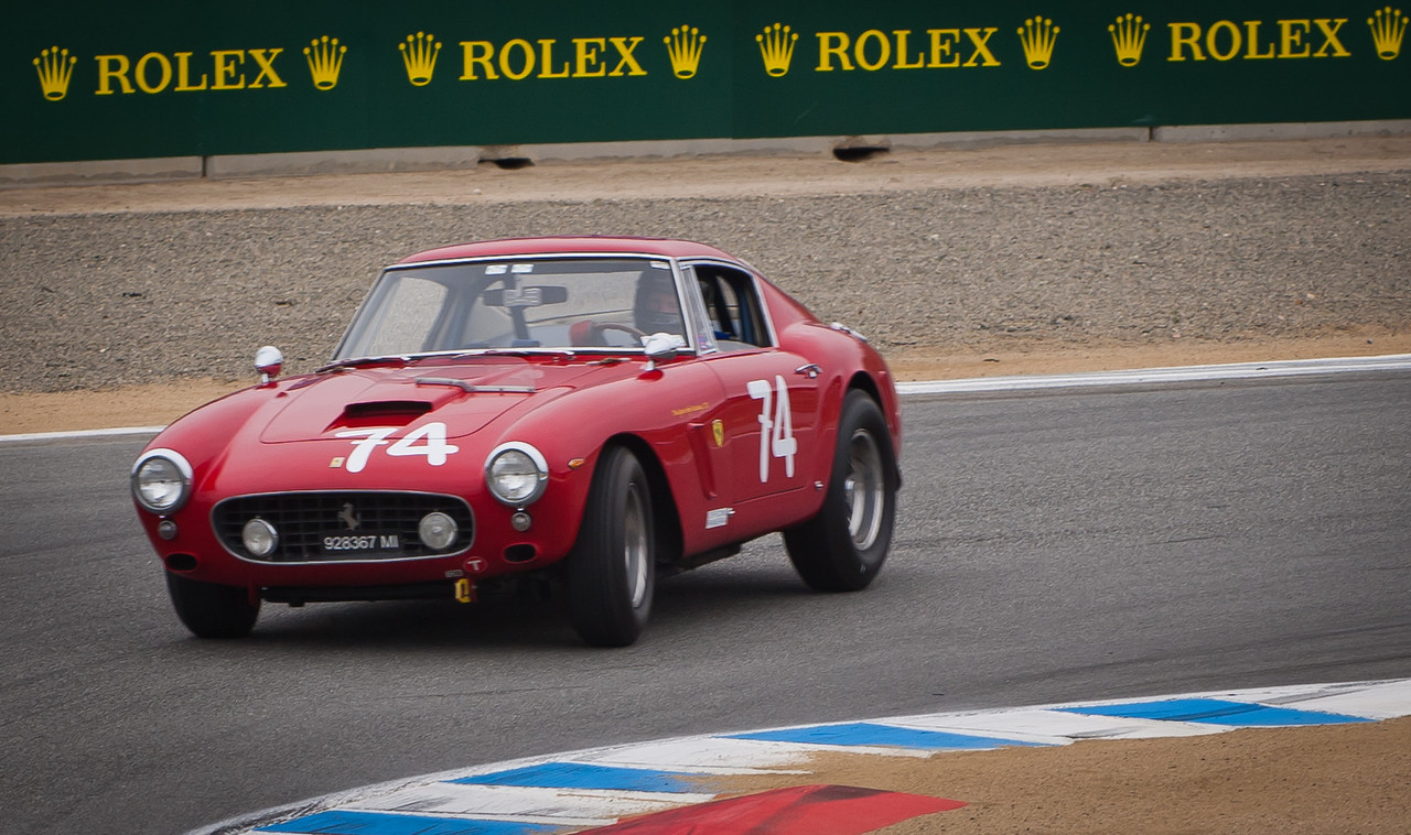 1961 Ferrari 250 GT SWB Chassis # 2701GT