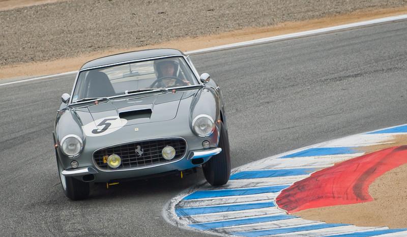 1961 Ferrari 250 GT Berlinetta Comp SEFAC in Turn 11
