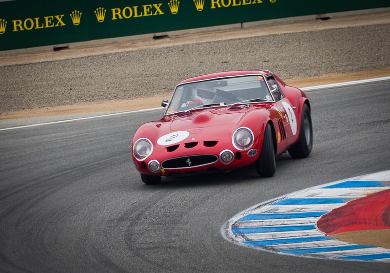 1963 Ferrari 330 GTO Chassis #4561SA