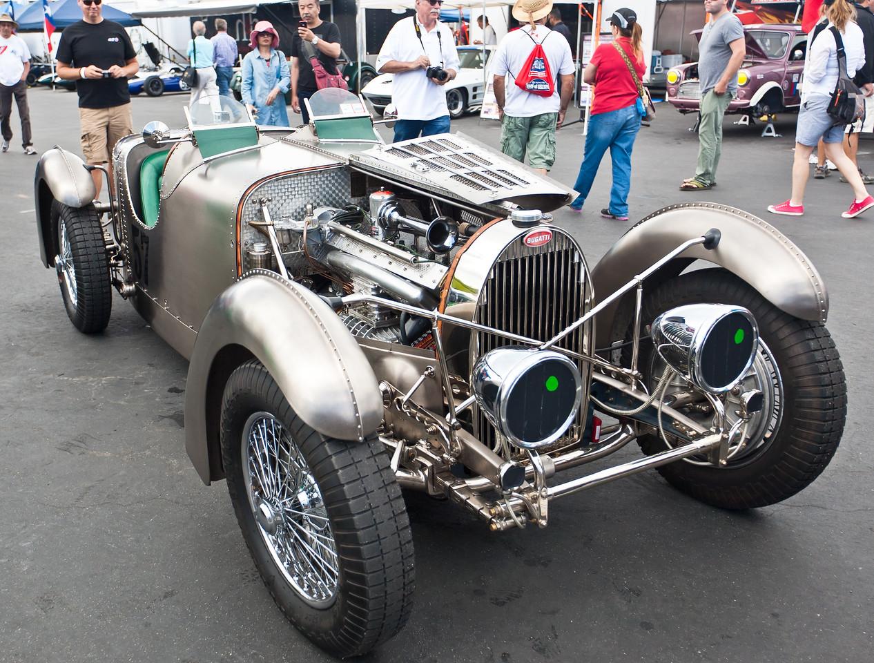 1935 Bugatti Type 57S Electron Torpedo