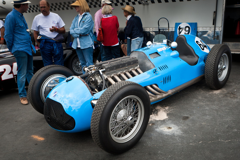 1949 Talbot Lago T26CD/A Grand Prix
