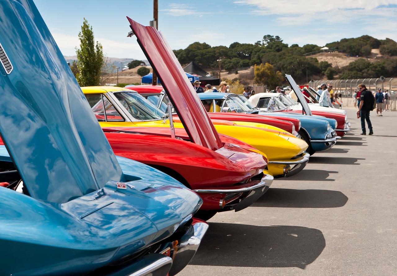 Corvette display