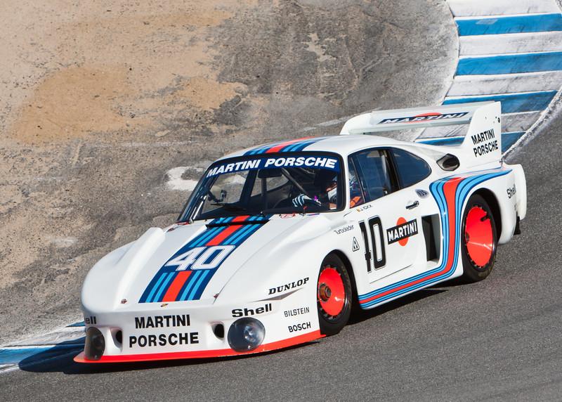 1977 ex-Jacky Ickx  Porsche 935/77 2.0 Chassis # 935/2-001