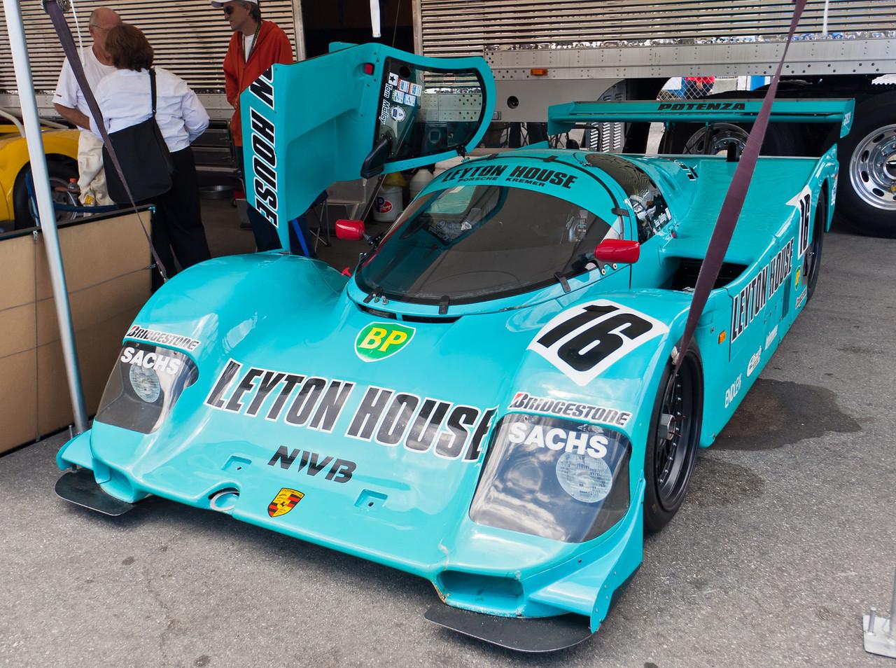 1988 Kremer Porsche 962C c/n 118