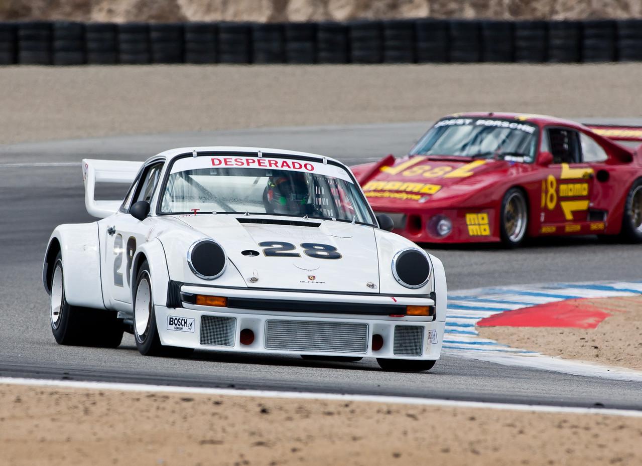 1977 Porsche 934.5 driven by Gunnar Jeannette