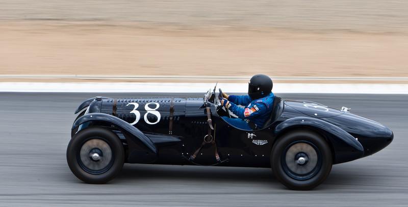 1938 Talbot T26 SS