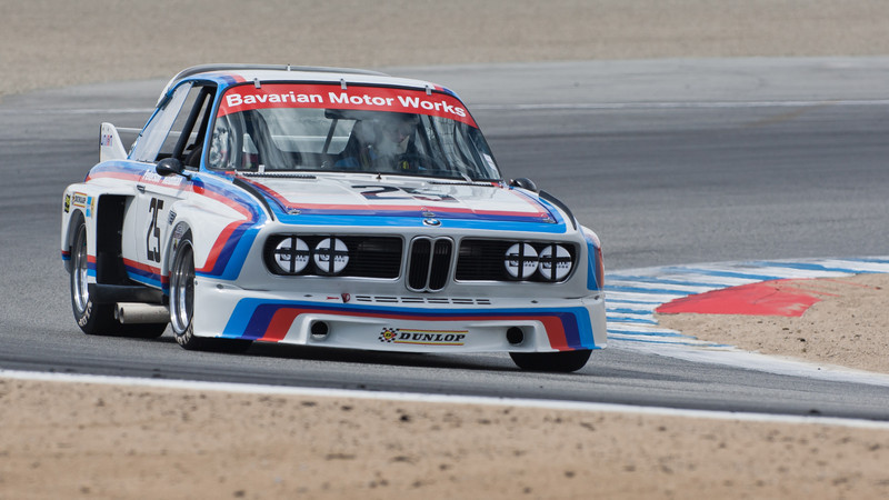 1975 BMW 3.0 CSL ex-Peterson/Redman