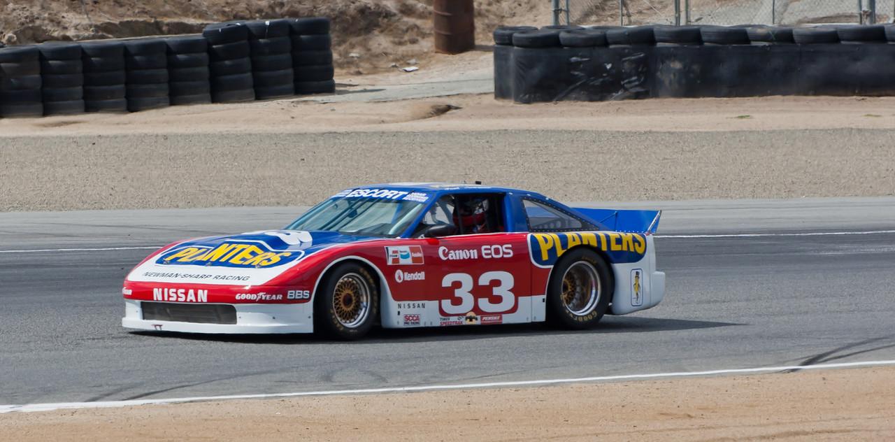 ex Paul Newman 1988 Nissan 300 ZX IMSA GTO
