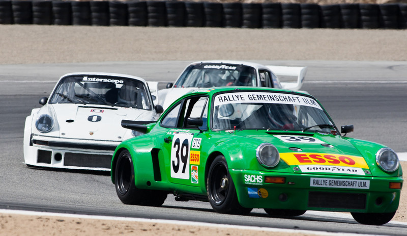 Porsche RSR and two 934.5s.