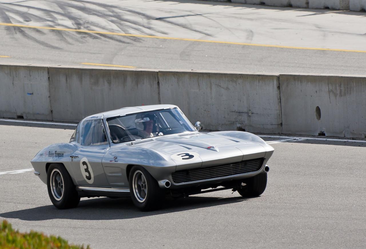 ex-Mickey Thompson 1963 Corvette Z-06