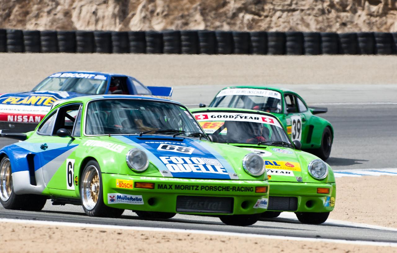 1974 Porsche RSRs