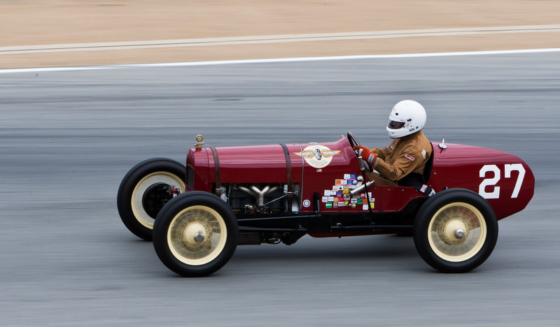 1924 Ford T Barbar-Warnock Special