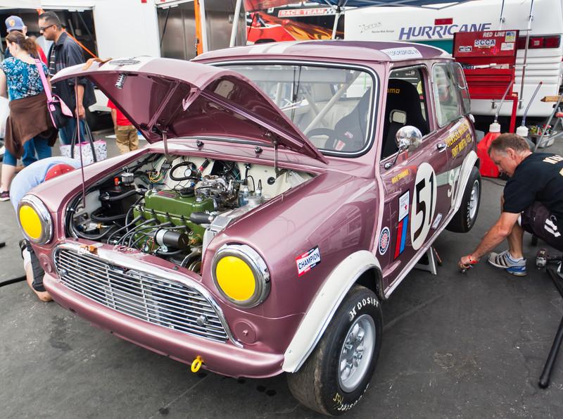 1965 Austin Mini Cooper S