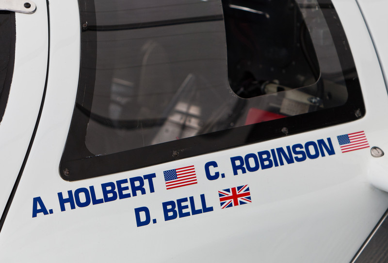 Porsche 962 of Al Holbert, winner if IMSA GTP Driver Championship 1985,6 and Manufacterer in 1987