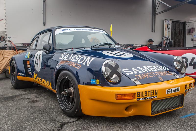 1974 Kremer 3.0 Porsche RSR