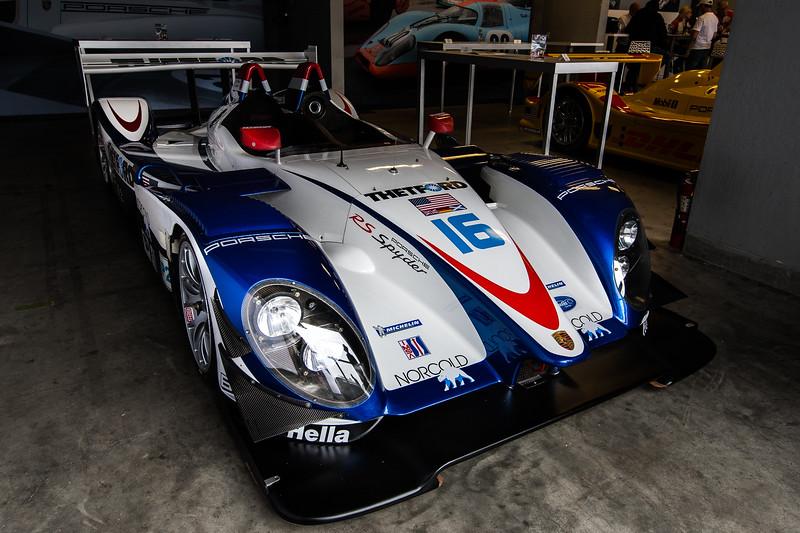 Dyson Racing Porsche RS Spyder