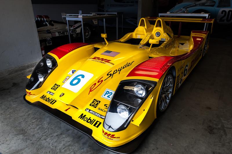 Team Penske Porsche RS Spyder LMP 2 002