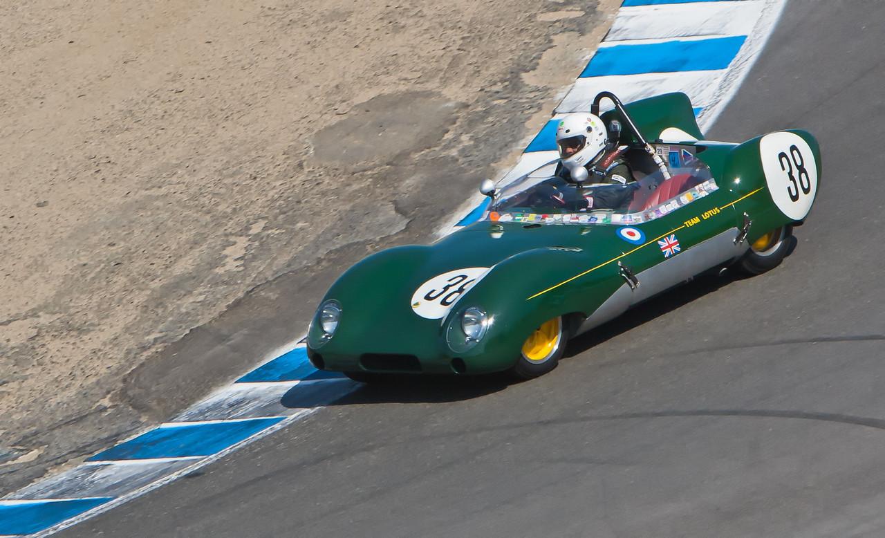 1958 Lotus XI Le Mans