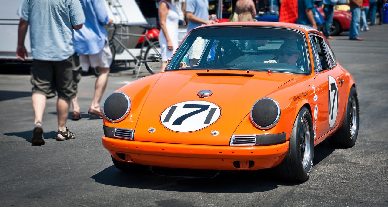 1968 Porsche 911 Trans Am ex Tony Adamowicz