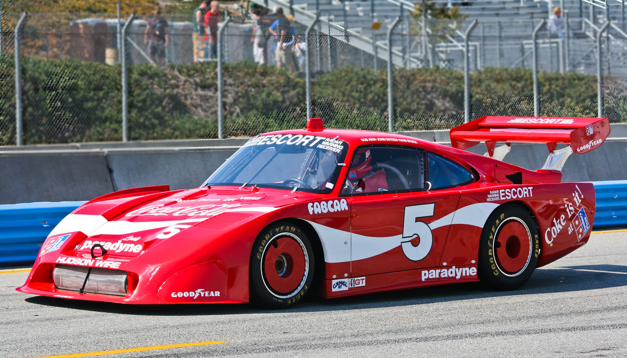 ex Bob Akin 1980 Porsche 935