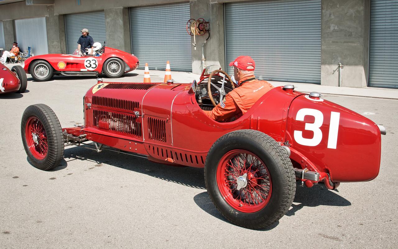 """1931/32 Alfa Romeo Tipo B """"P3"""", Scuderia Ferrari"""