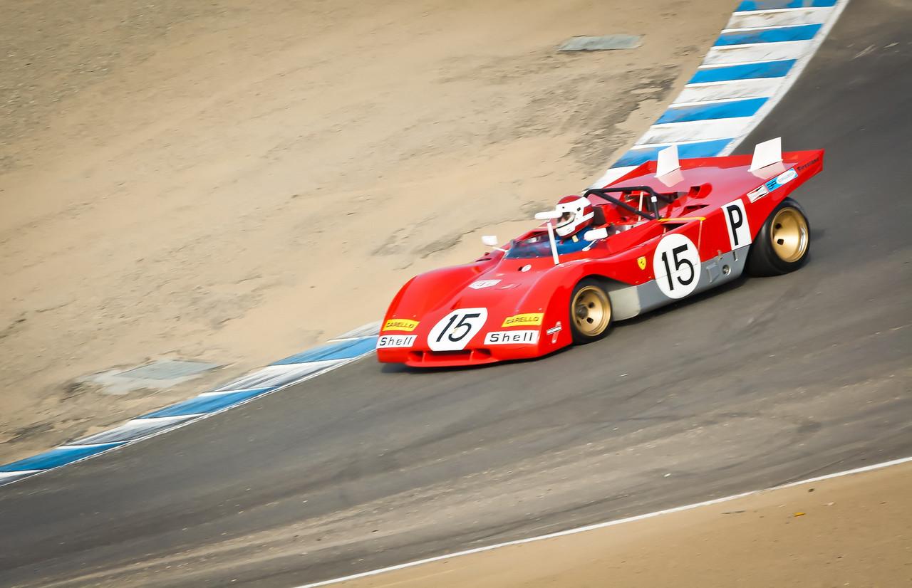 1971 Ferrari 312P