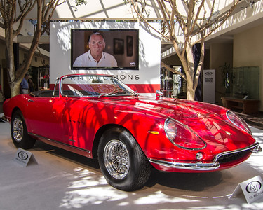 RM Auctions in Monterey