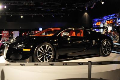 Montreal International Auto Show 2012