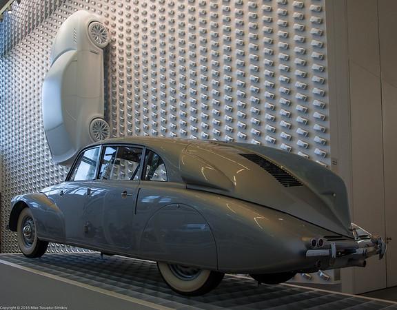 A 60's Tatra